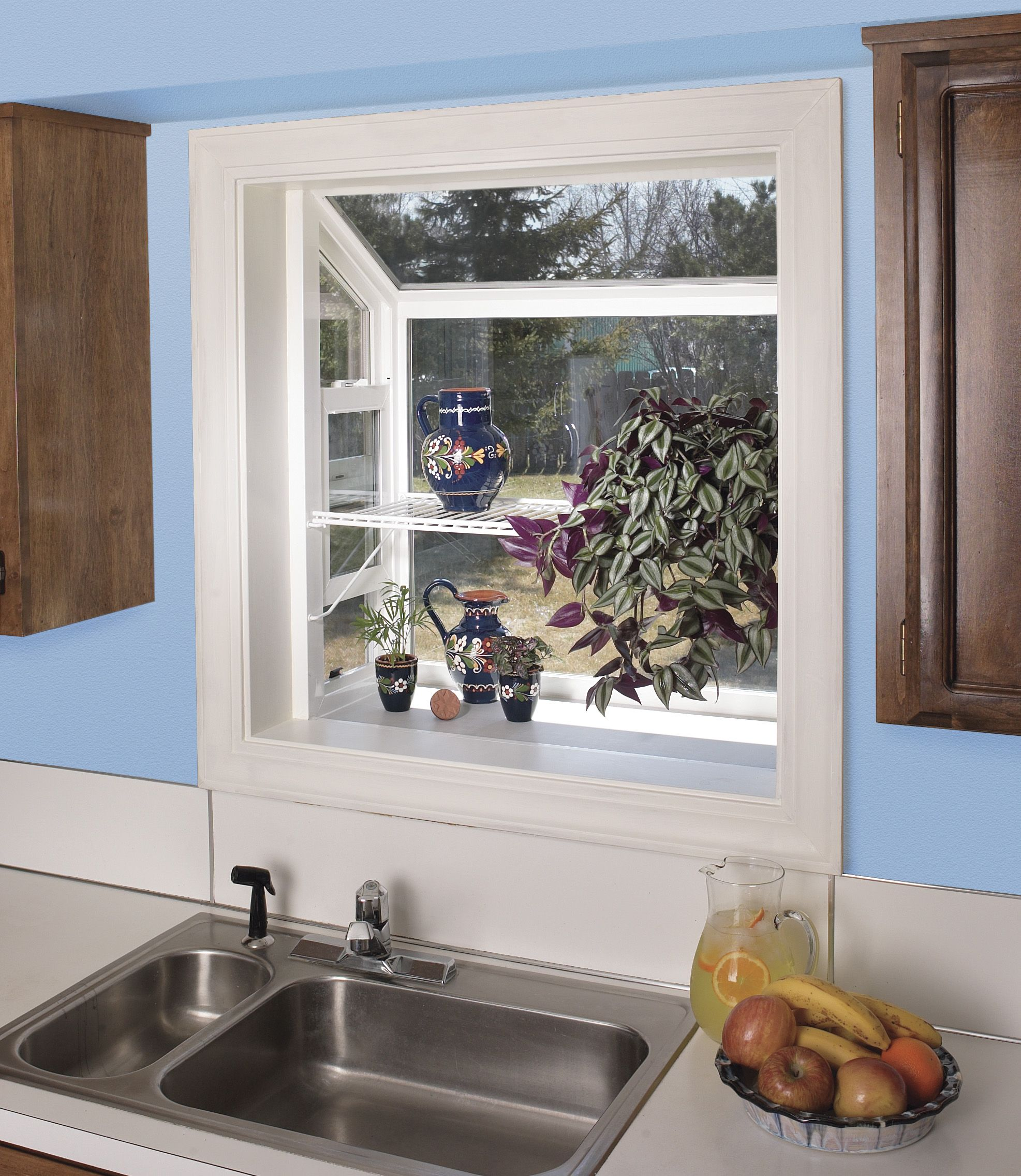 kitchen garden window