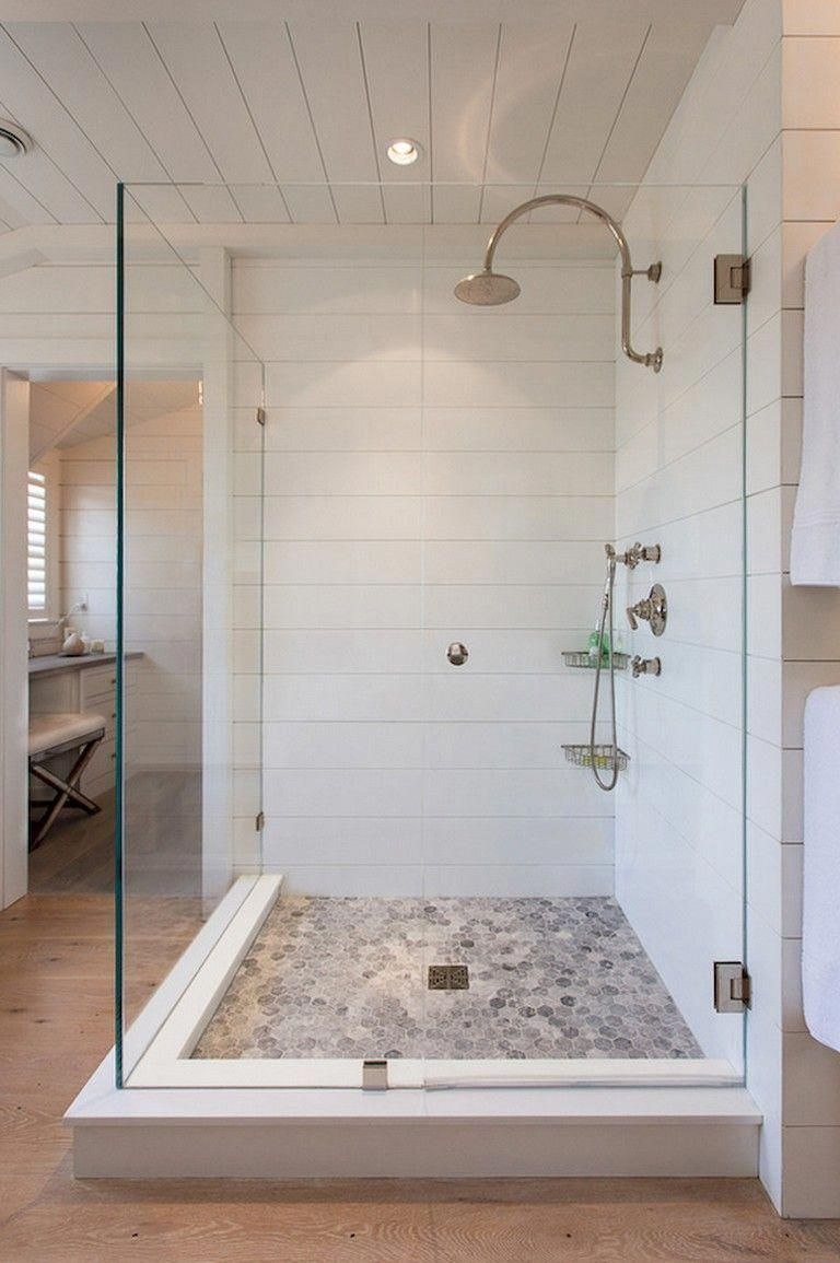 How To Choose A Bathtub In 2020 With Images Farmhouse Shower