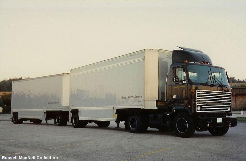 Old Trucks Around The World Ups Trucks From Around The World