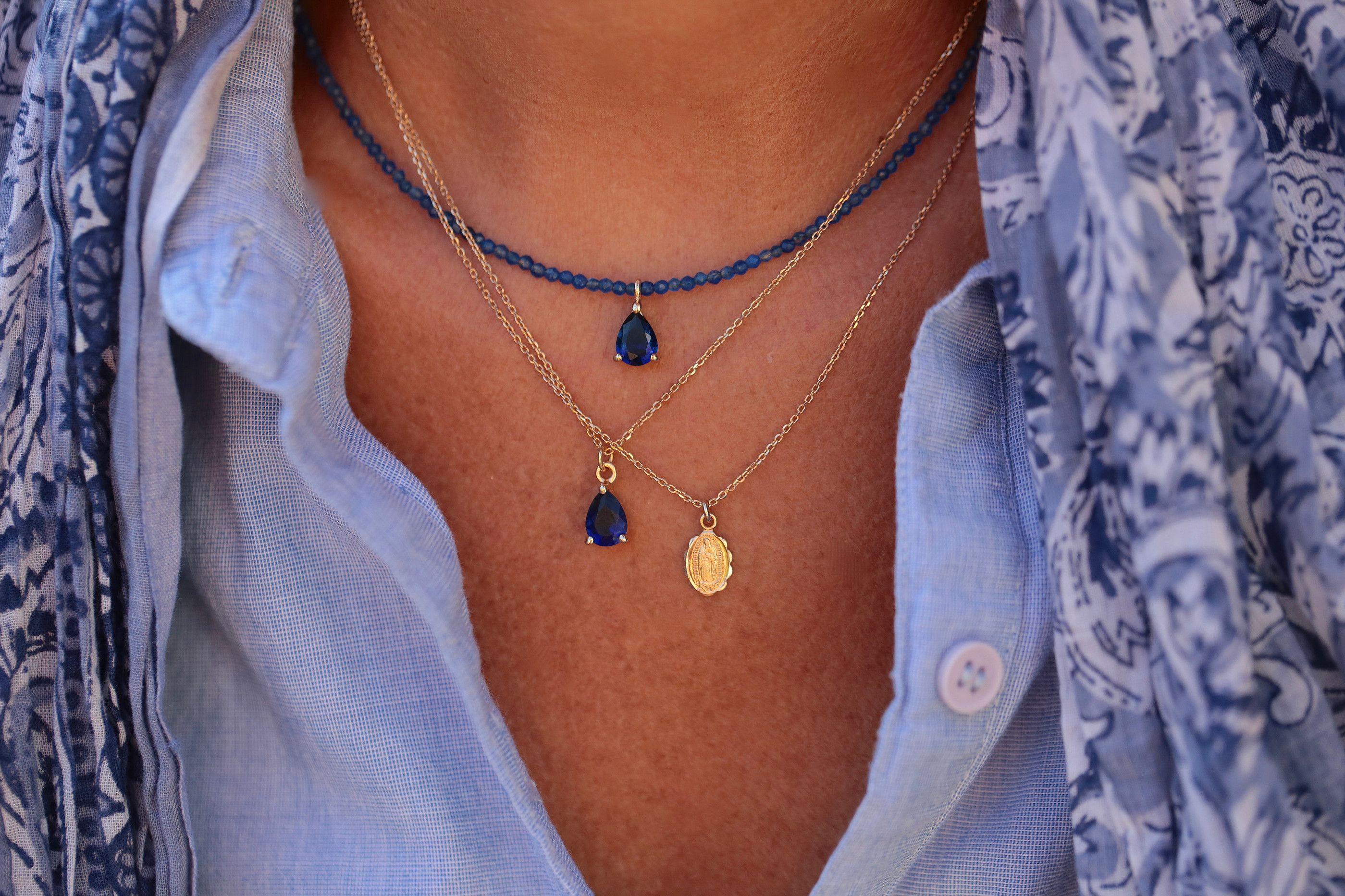 Collection de bijoux Luj permanent