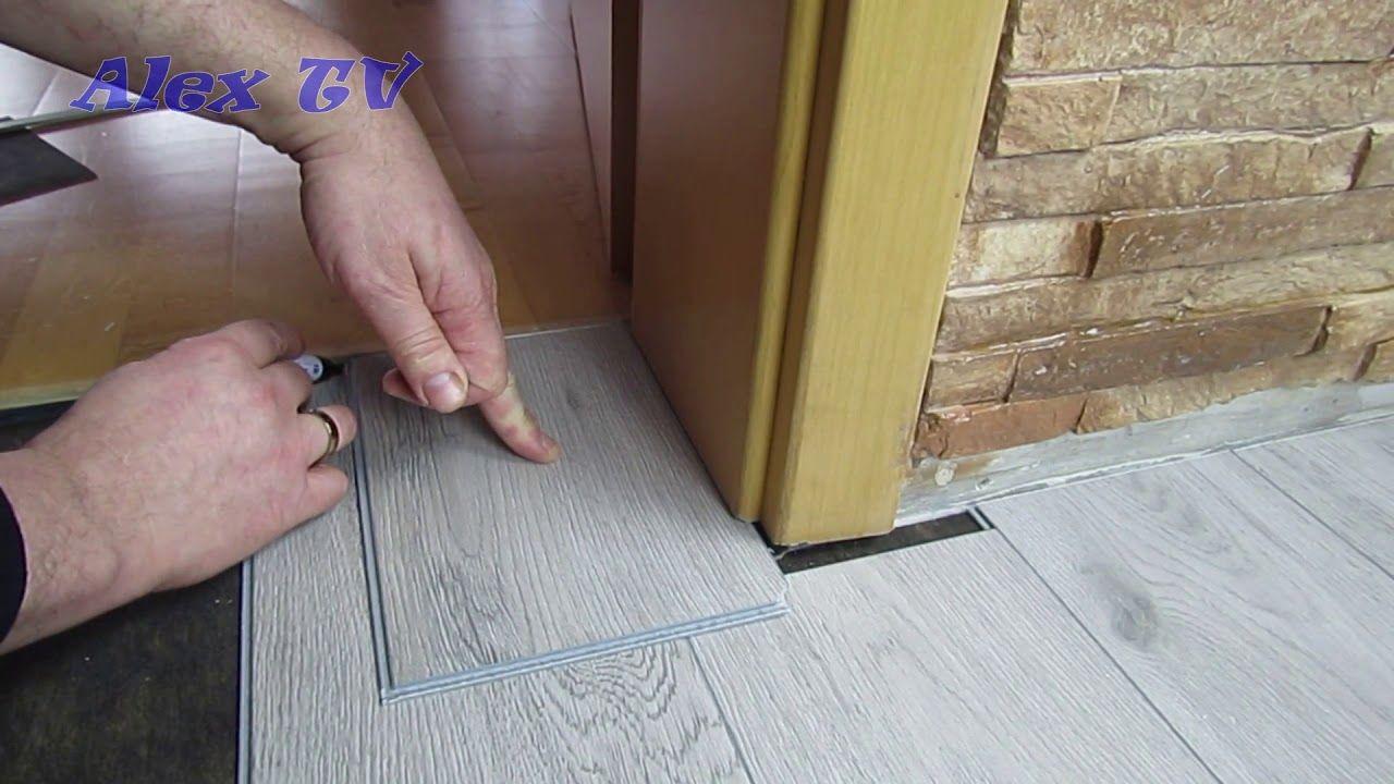 Wie Soll Man Passgenau Ecken Einzeichnen Laminat Vinylboden Designboden In 2020 Vinylboden Laminat Vinyl