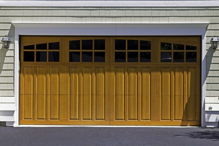 Very Nice Color Garage Door And Very Nice Design Garage Door