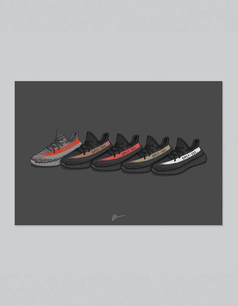 390ac1565 Image of ☆ NEW ☆ Yeezy 350 v2 Collection