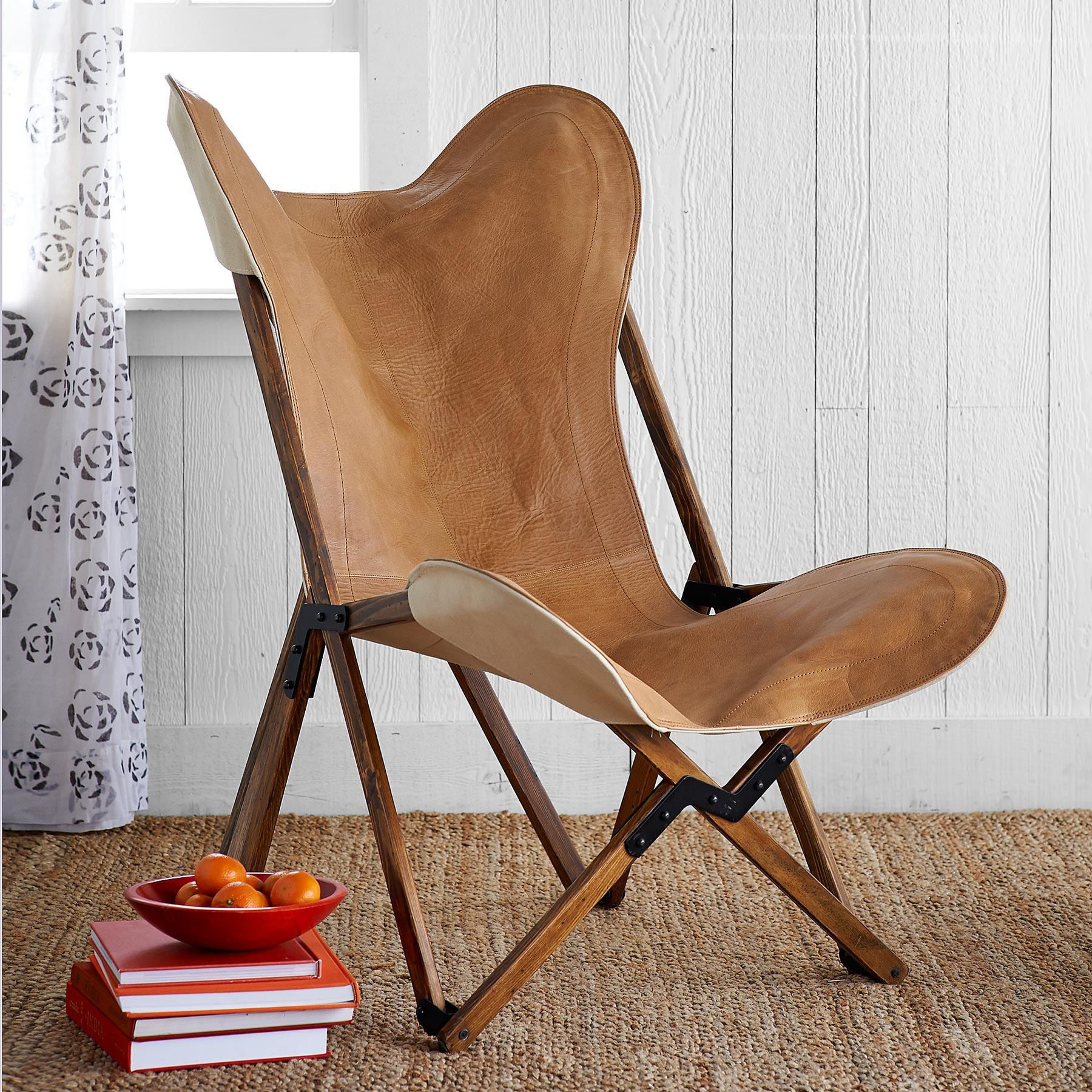 Wimberly Saddle Chair Roomy And Durable With Just The Right Touch Of Elegance This Folding