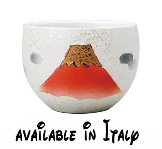 Fuji eleganza porcellana cocoon-shaped Sencha Fuji (Giappone, mascotte Collection) 360022(Japan Import).  #Cucina #HOME
