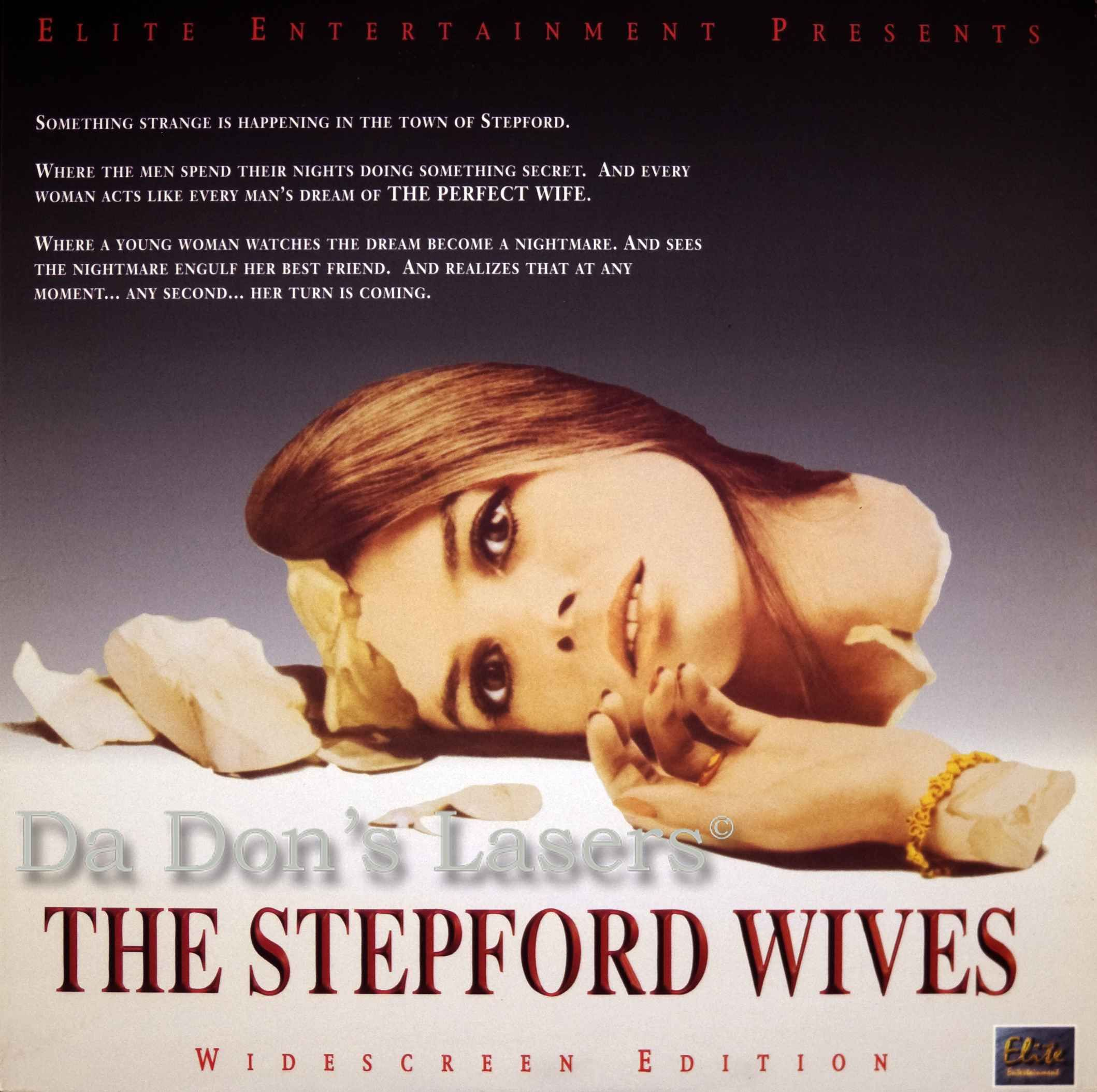 the stepford wives film analysis A page for describing main: stepford wives note: this page was cut for reason: main redirect to work 1 ghost wick [malady] creating red links in 1.