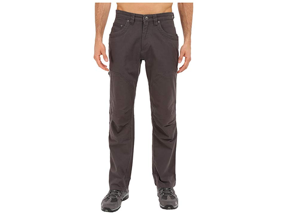 Mountain Khakis Camber 107 Pant Slate Mens Casual Pants When youre getting a little rowdy whether youre at the tailgate or playing a game of touch in the backyard the Cam...