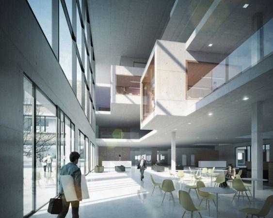 Münster Architekten medizinisches forschungszentrum henn architekten münster