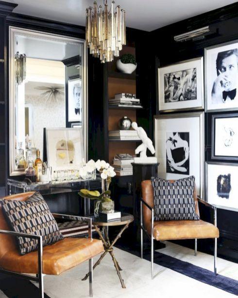 40+ Best Black and White Interior Design Ideas images