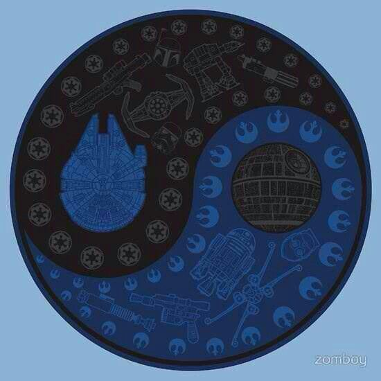 Star Wars --- Yin & Yang