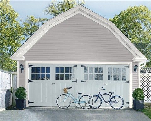 saved color selections benjamin moore garage doors and house colors