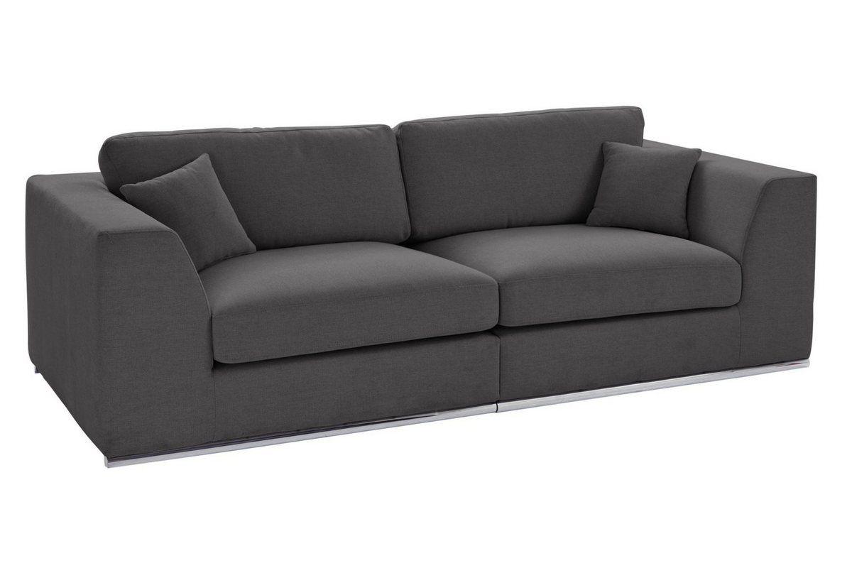 Heine Home Sofa In 2 Grossen Und 2 Farben Fester Schaumstoffkern Auf Wellenfederung Online Kaufen In 2020 Sofa Heine Home 3 Sitzer Sofa