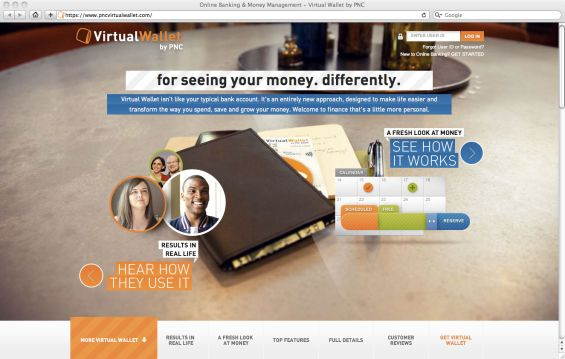pnc_virtual_wallet_website Pnc virtual wallet, Banking