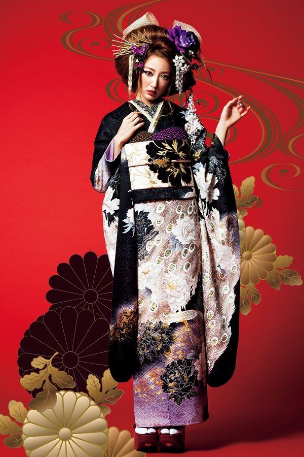 1 kimono. Black Bedroom Furniture Sets. Home Design Ideas