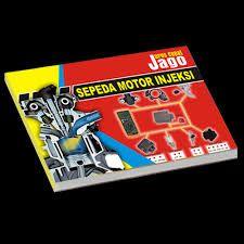 Nama Buku Jago Injeksi Motor Kode 49000000204 Merk Tipe