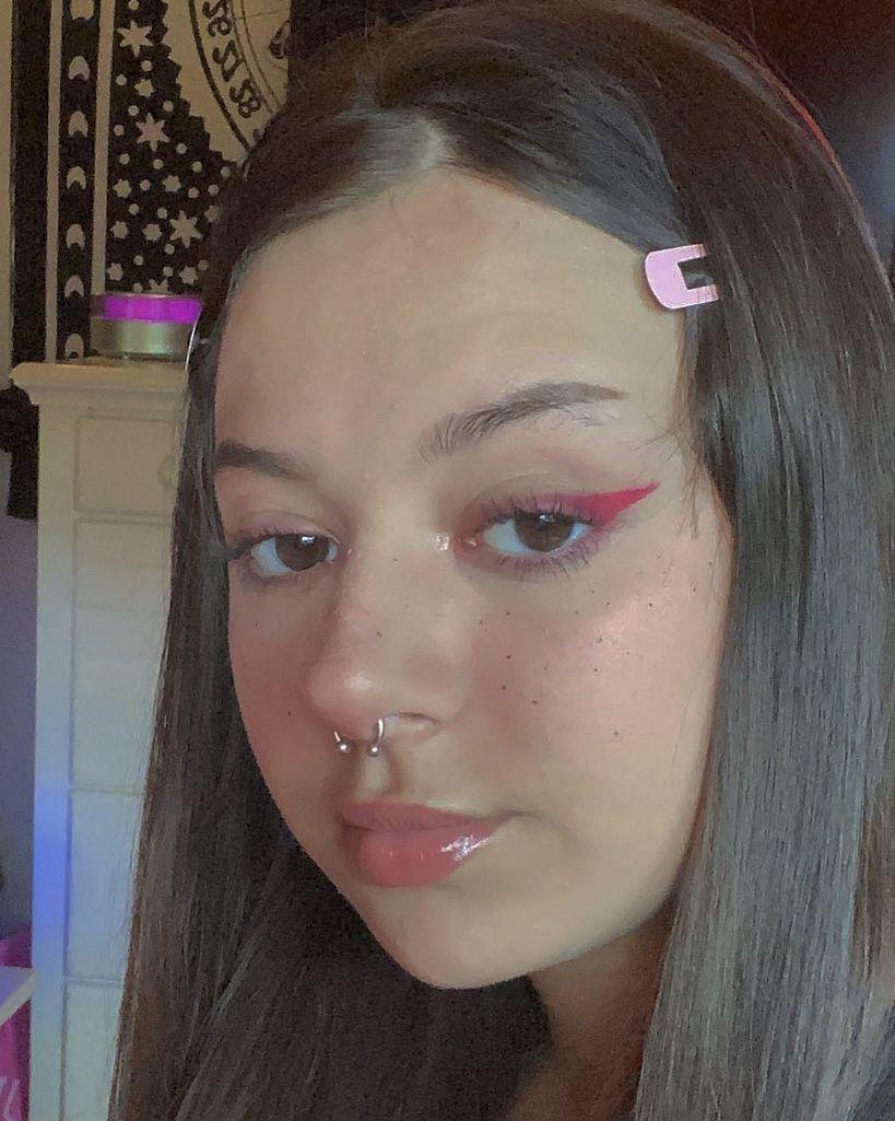 Makeup Inspo In 2020 Cute Nose Piercings Septum Piercing Black Girl Nose Makeup