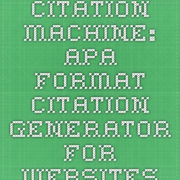 In Text Citation Maker Mla Resume Ideas Collection Apa Format Generator Free Machine