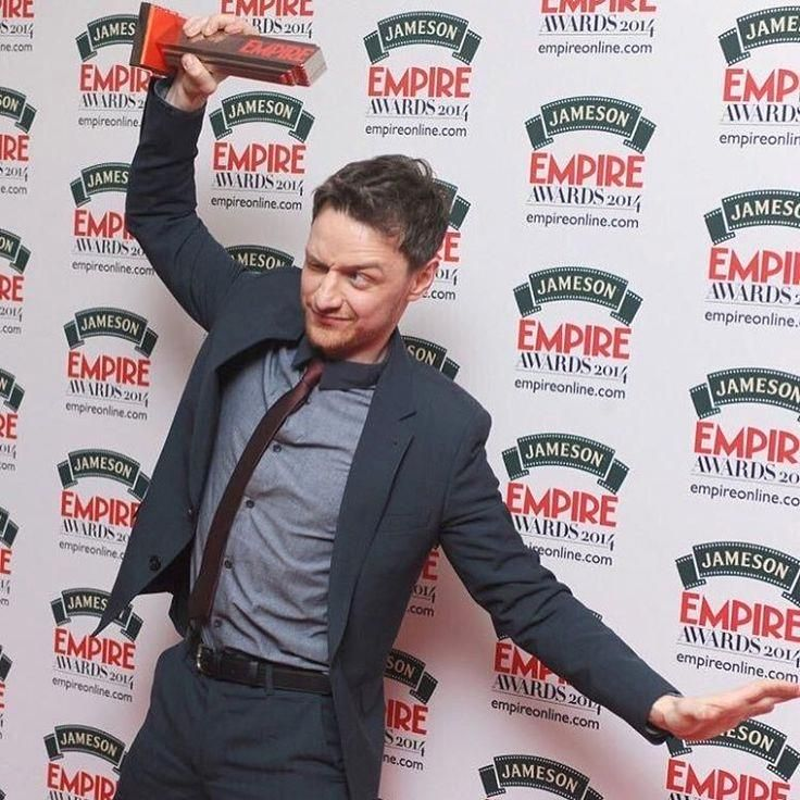 Strange Pictures of James McAvoy