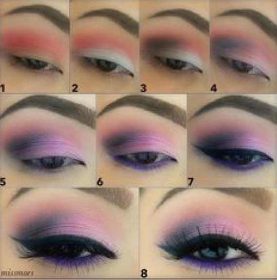 pinkish-purple
