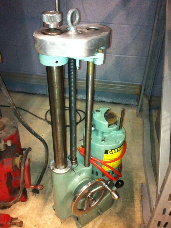 Kwik Way FW Boring Bar   Used Engine Rebuilding Equipment