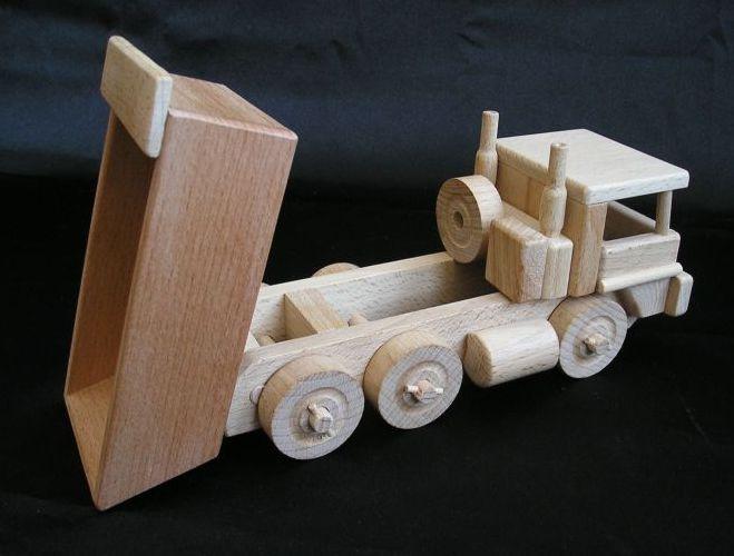 Tatra Lkw Kipper Spielzeug Lkw Holzspielzeug Und
