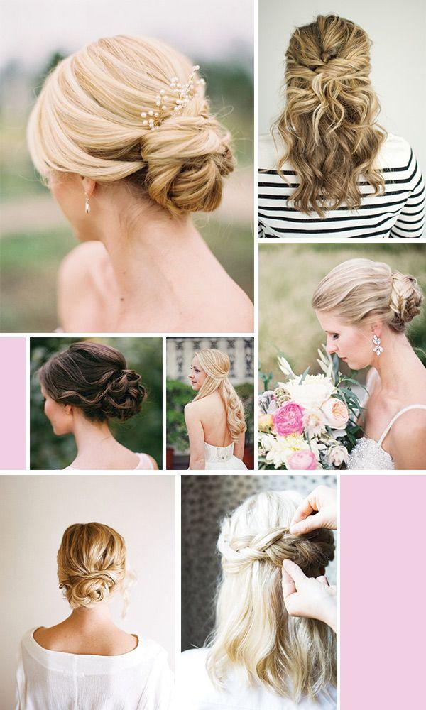 Wedding Bliss Bridal Hair Ideas