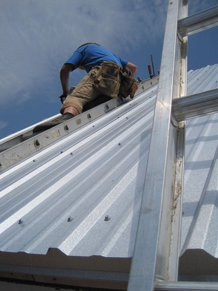 Installing Corrugated Metal Corrugated Metal Roof Corrugated Metal Metal Roof Installation