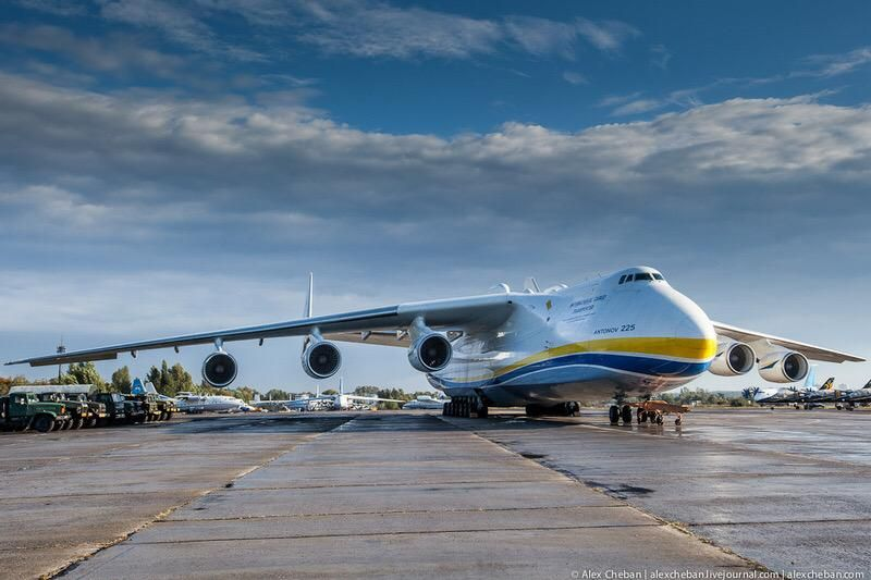 The Daddy Of All Planes Aviation Big Boy Aircraft Russian