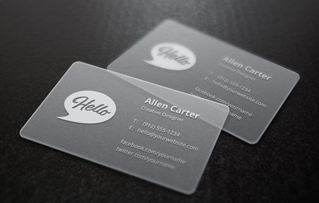 Pin by devea software on business card inspiration pinterest transparent business cards mockup by graphic burger flashek Choice Image