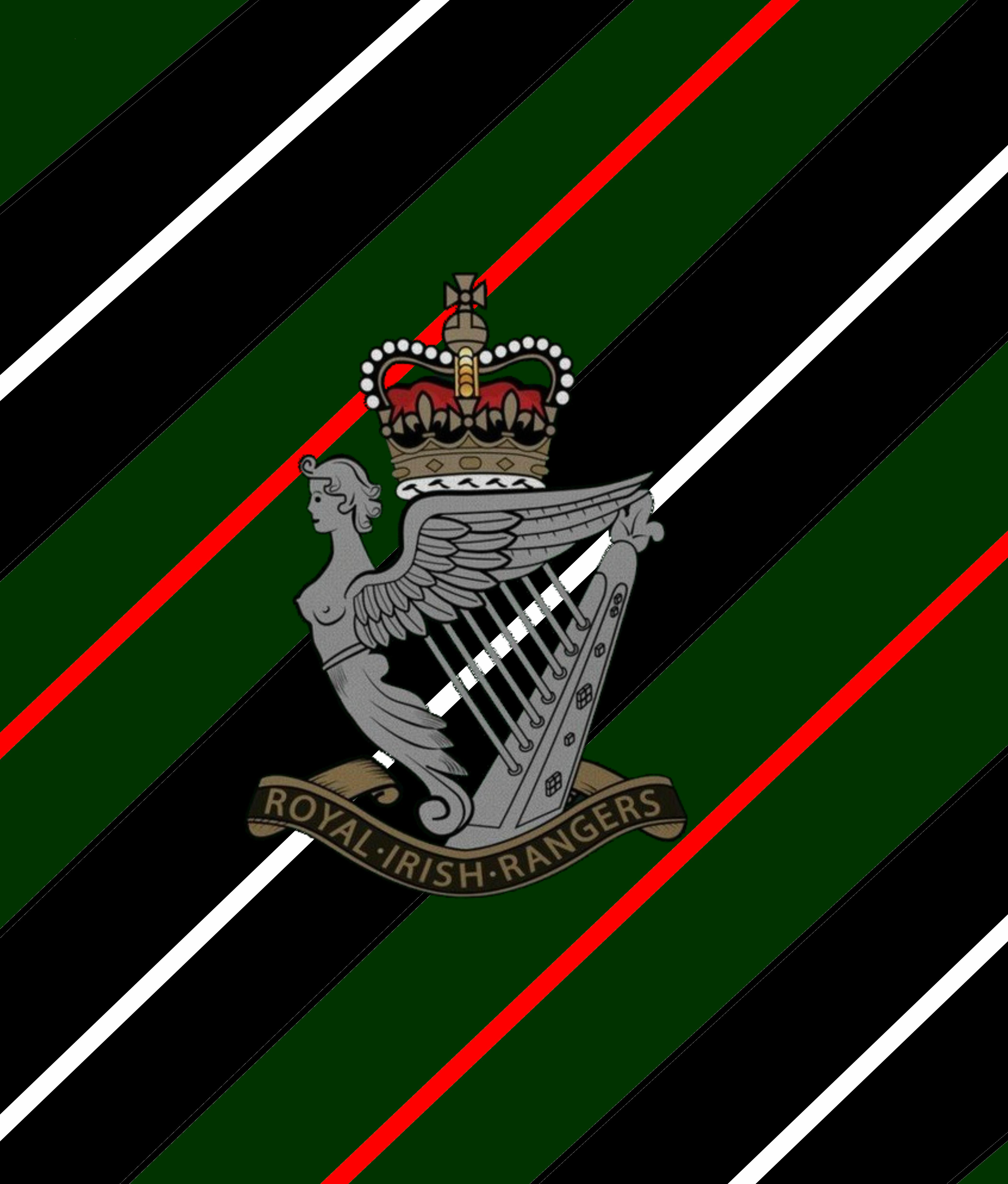 Royal Irish Rangers Military units, Irish, Infantry
