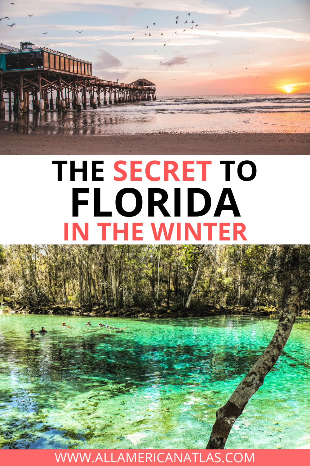 The Secret To Florida In Winter Florida In December Best Places In Florida Florida Vacation