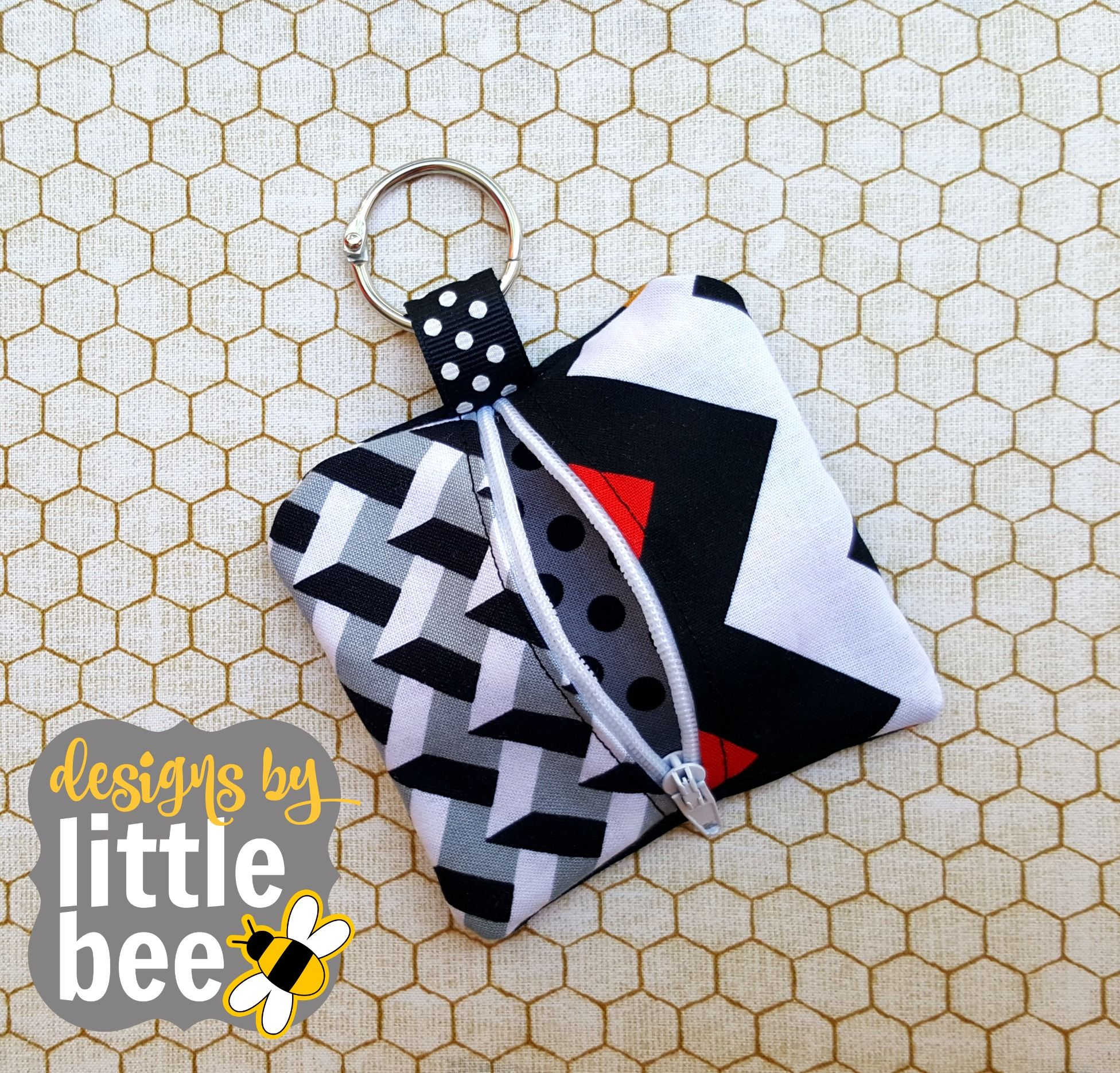 Little Bee Zipper Bag 4x4 And 5x7 Freebie On Fb Zipper Bags