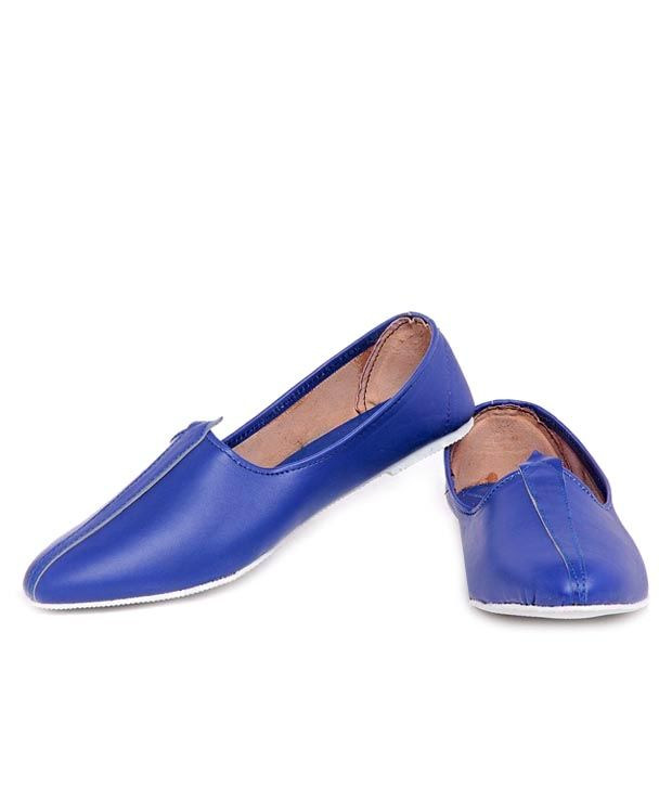 827868cf Shoes Men · Loafer · Foot N Style Blue Ethnic Footwear, http://www.snapdeal .com
