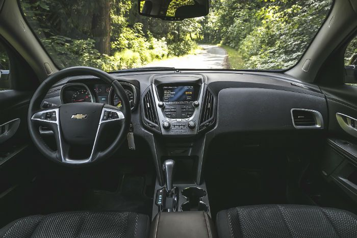 2017 Chevrolet Equinox Lt Interior With Images Chevrolet