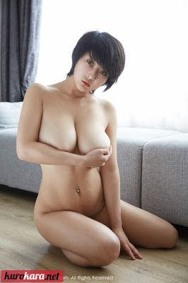 Chinese skater nude