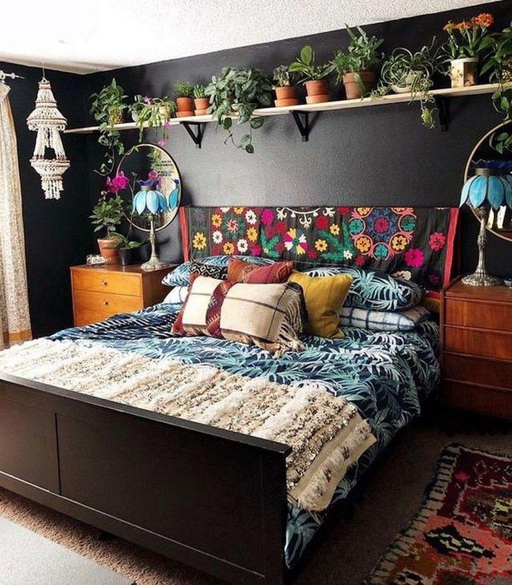 Photo of 30 Gorgeous Bohemian Bedroom Decor Ideas