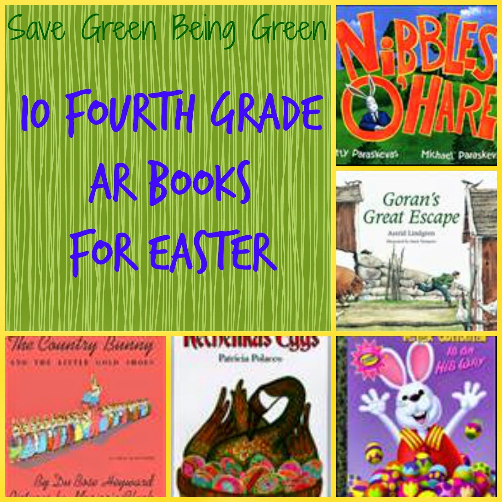 10 fourth grade level ar books for easter accelerated reader 10 fourth grade level ar books for easter basket ideasaccelerated readerholiday negle Choice Image