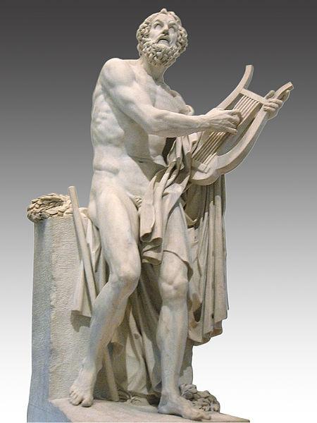 Omero 1812 Philippe Laurent Roland Parigi Louvre Roman Sculpture Antique Sculpture Sculpture Art