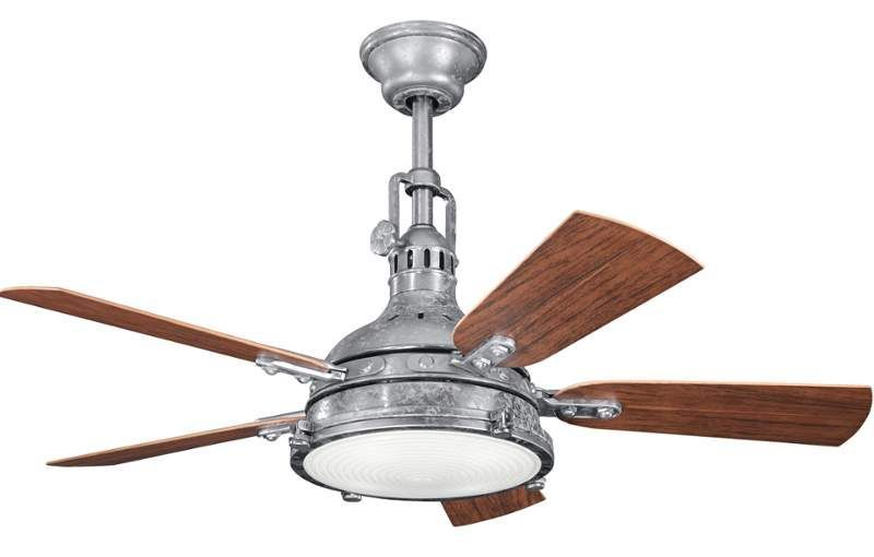 Indoor outdoor ceiling fan they say that good impressions are hard to make but its easy to see the quality and stylish appeal of the kichler