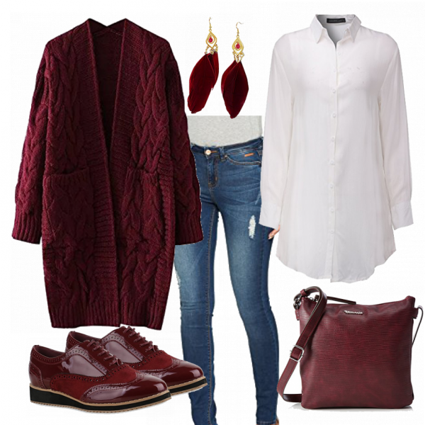 NewLook Outfit - Winter-Outfits bei FrauenOutfits.de