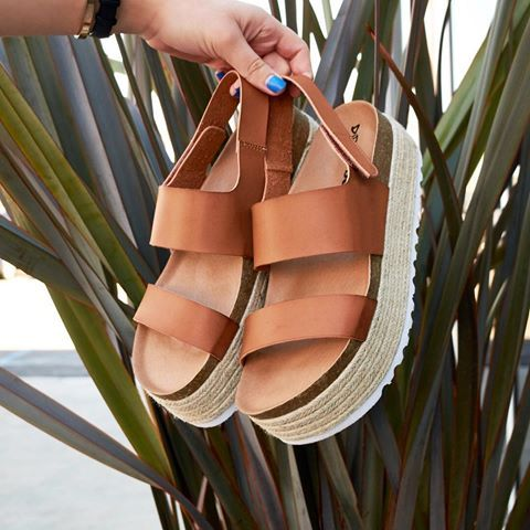 9be08c16a930 Our  DirtyLaundry flatform espadrilles 😍 PEYTON! Summer shoes ...