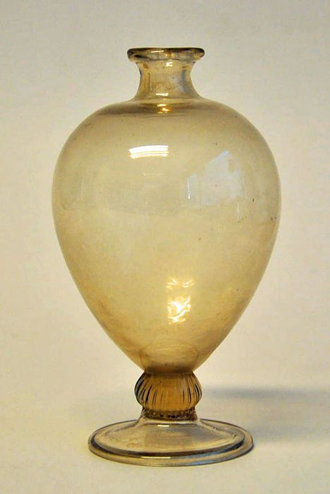 Vittorio Zecchin Veronese Vase Model No 1464 Blown And