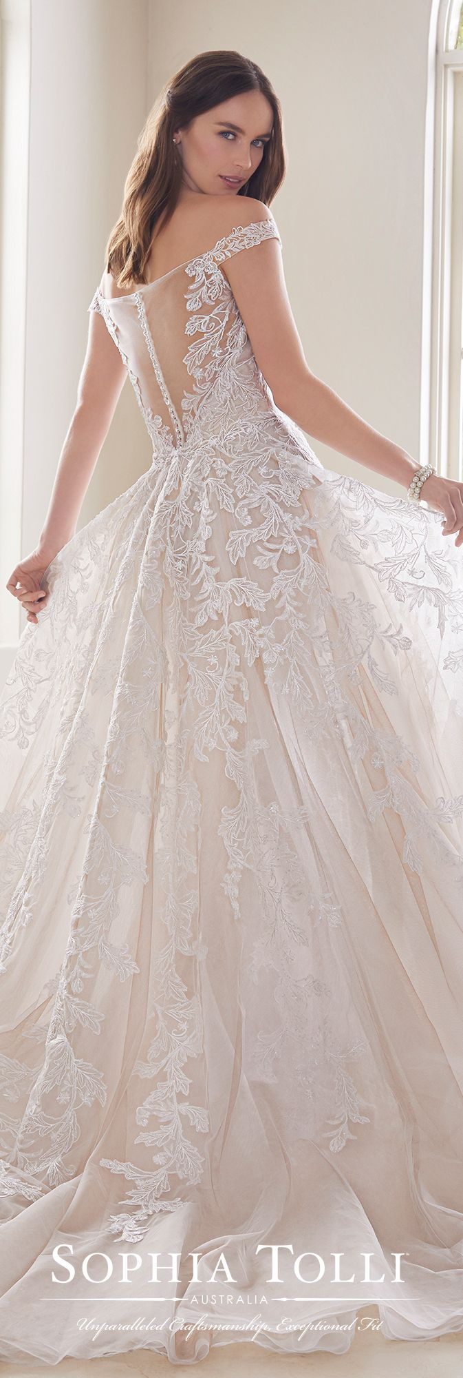 Lace wedding dress for short person january 2019 Breathtaking OffShoulder TwoPiece Wedding Dress Set  My Future