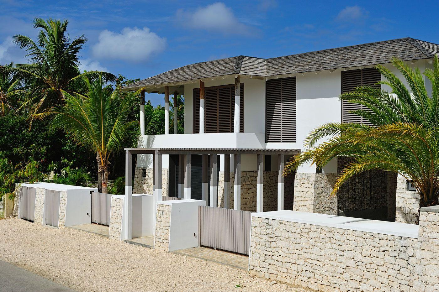 Villa kas chapin 1 jpg 1075x535 pixels facade house house facades