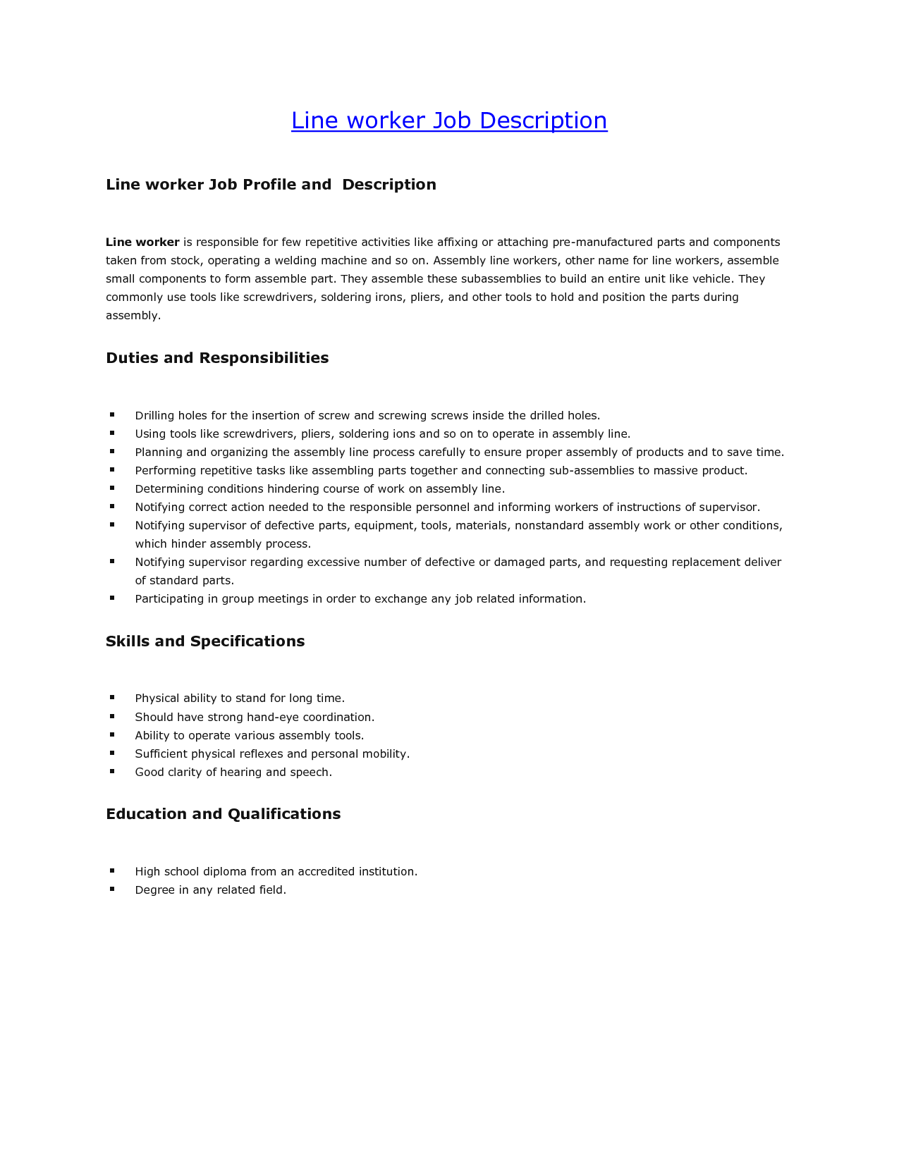 Nice Resume Templates Production Worker Objective Examples Next For And Work Group You