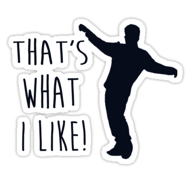I Hope You Like My New That 8217 S What I Like By Bruno Mars Design Thank You Also Buy This Artwork On Stickers Ap Exo Stickers Bruno Mars Tumblr Stickers