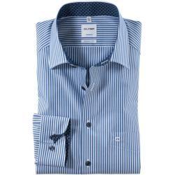 Photo of Olymp Tendenz shirt, modern fit, New Kent, Royal, 46 Olymp