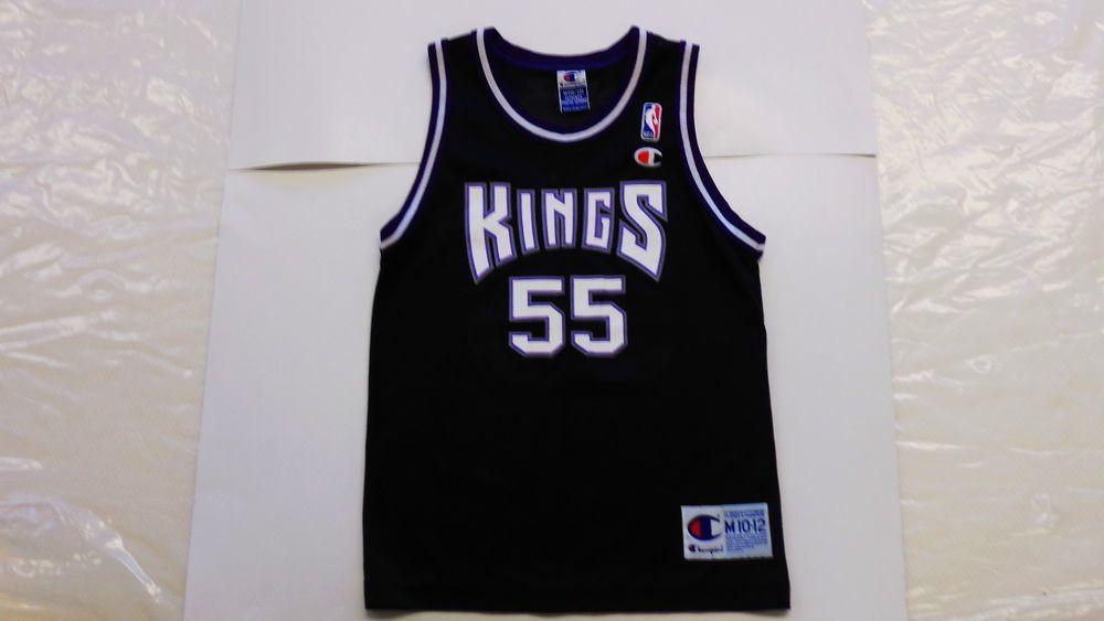 best sneakers 403d4 04998 NBA VINTAGE Sacramento Kings Jason Williams #55 Jersey by ...