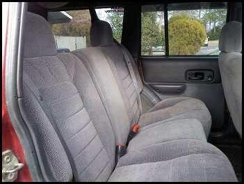 Grand Cherokee Front X2f Rear Seat Swap For 95 Xj 39 S Jeep Cherokee Forum Rear Seat Jeep Cherokee Jeep Xj