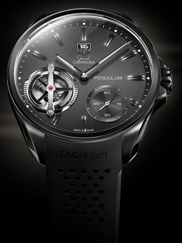 13739bc5e181 TAG Heuer Grand Carrera Pendulum 2. Nel 2010